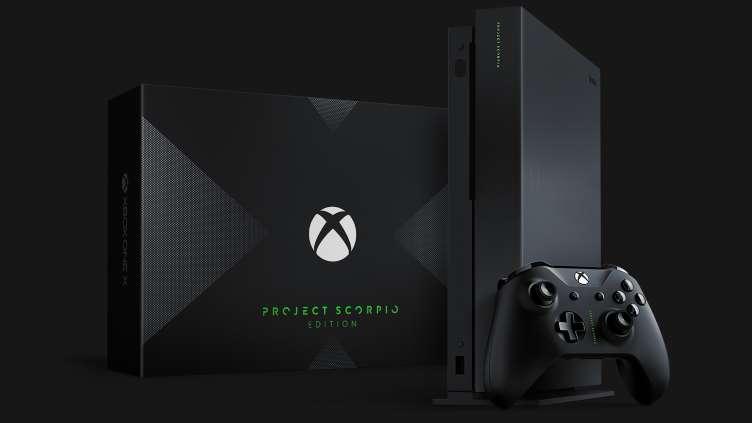 Aprono i pre-ordini di Xbox One X Project Scorpio Edition, anche in Italia! (foto e video)