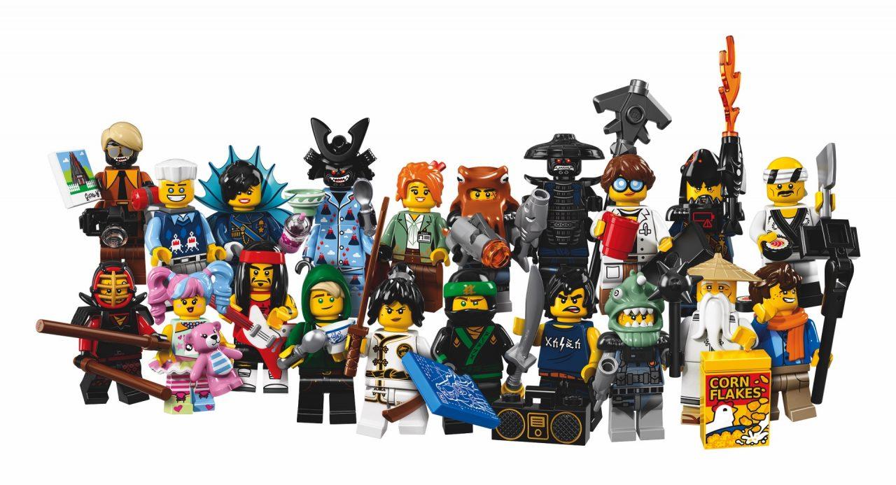 Disponibili anche in Italia i nuovi set LEGO Ninjago Movie e Star Wars (foto)