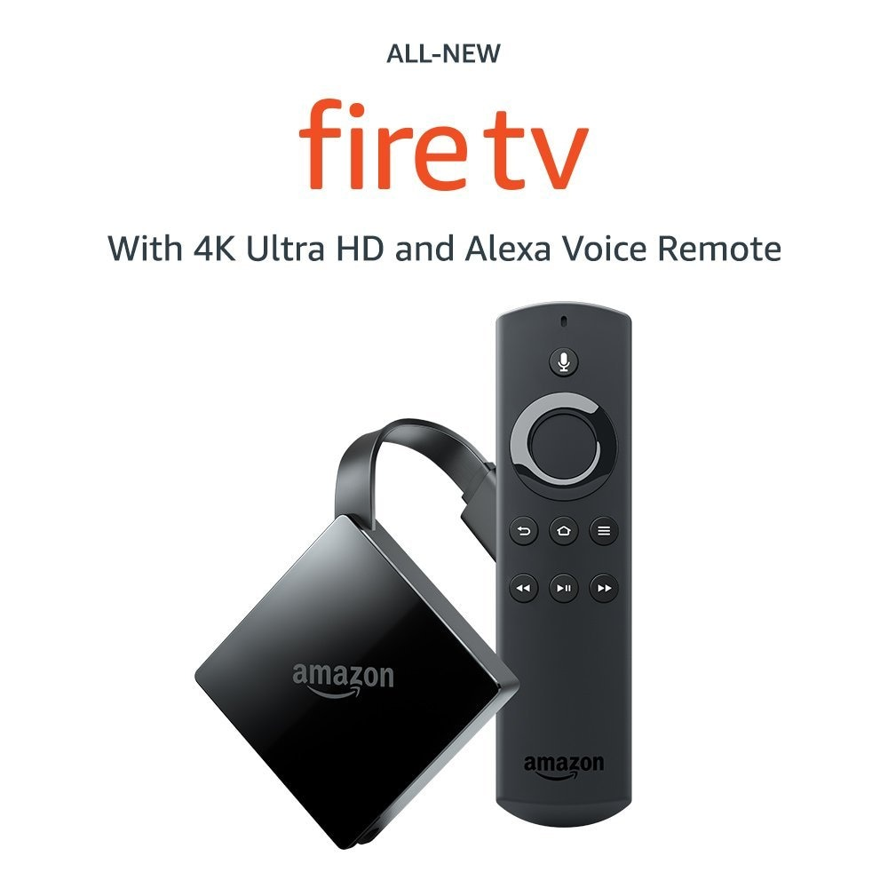 All-New Fire TV – 1