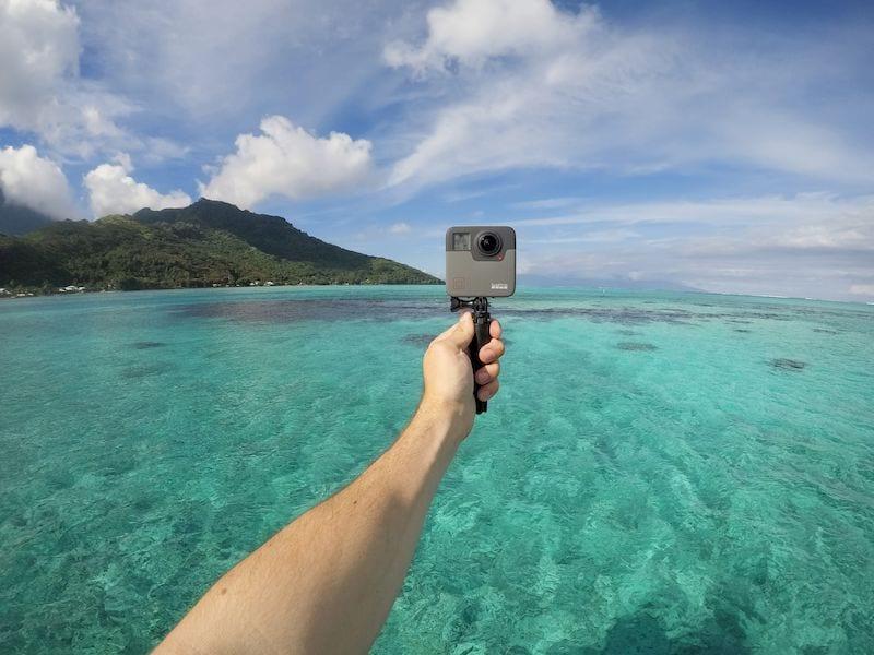 GoPro Fusion: l'action cam adesso ci vede a 360° e in 5,2K (foto)