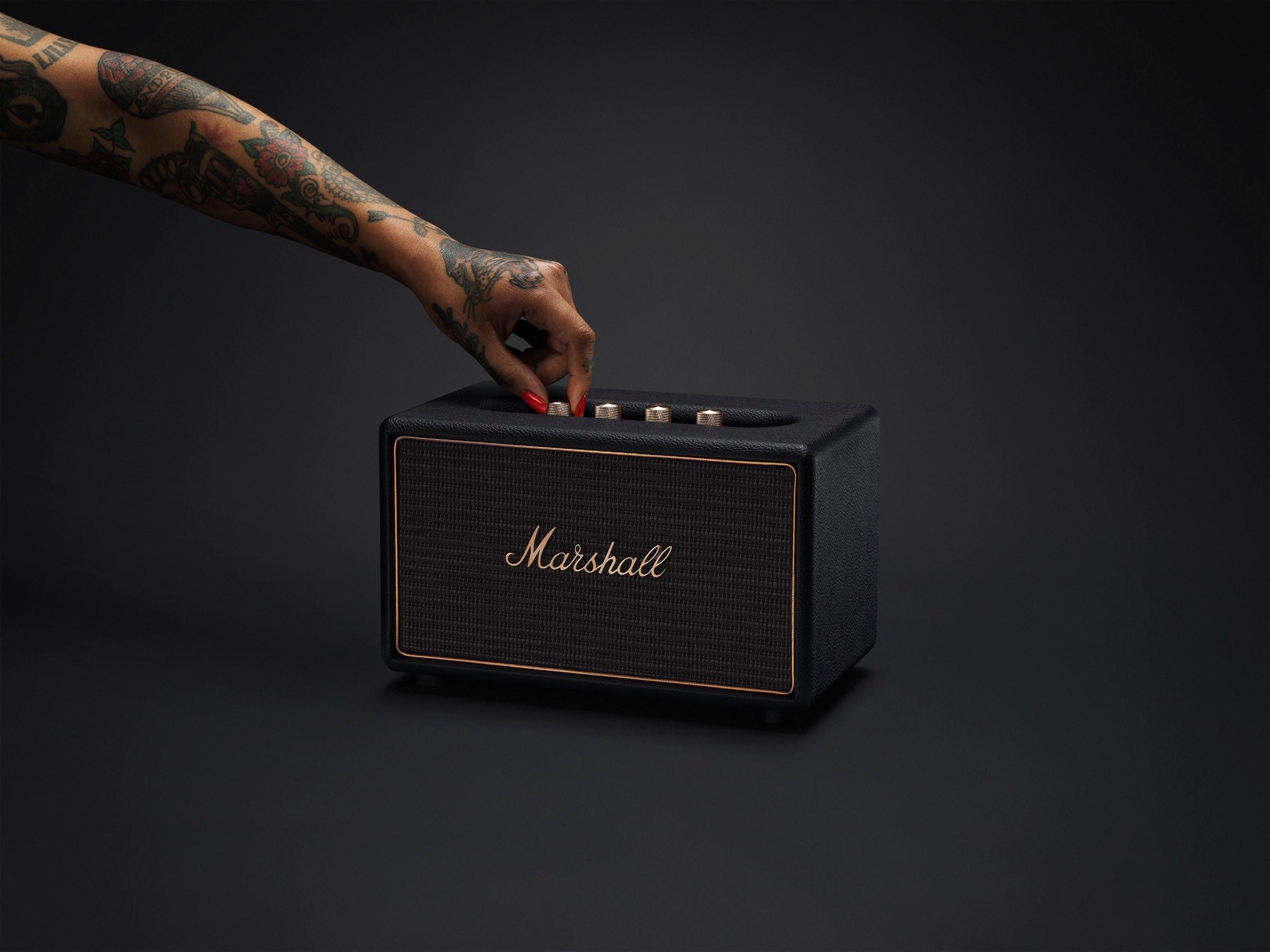 Marshall speaker WiFi multiroom (2)