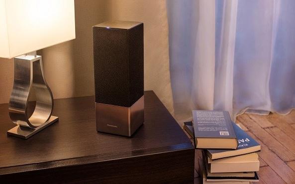 Anche Panasonic sale sul treno di Google Assistant, con il nuovo speaker GA10 (foto)