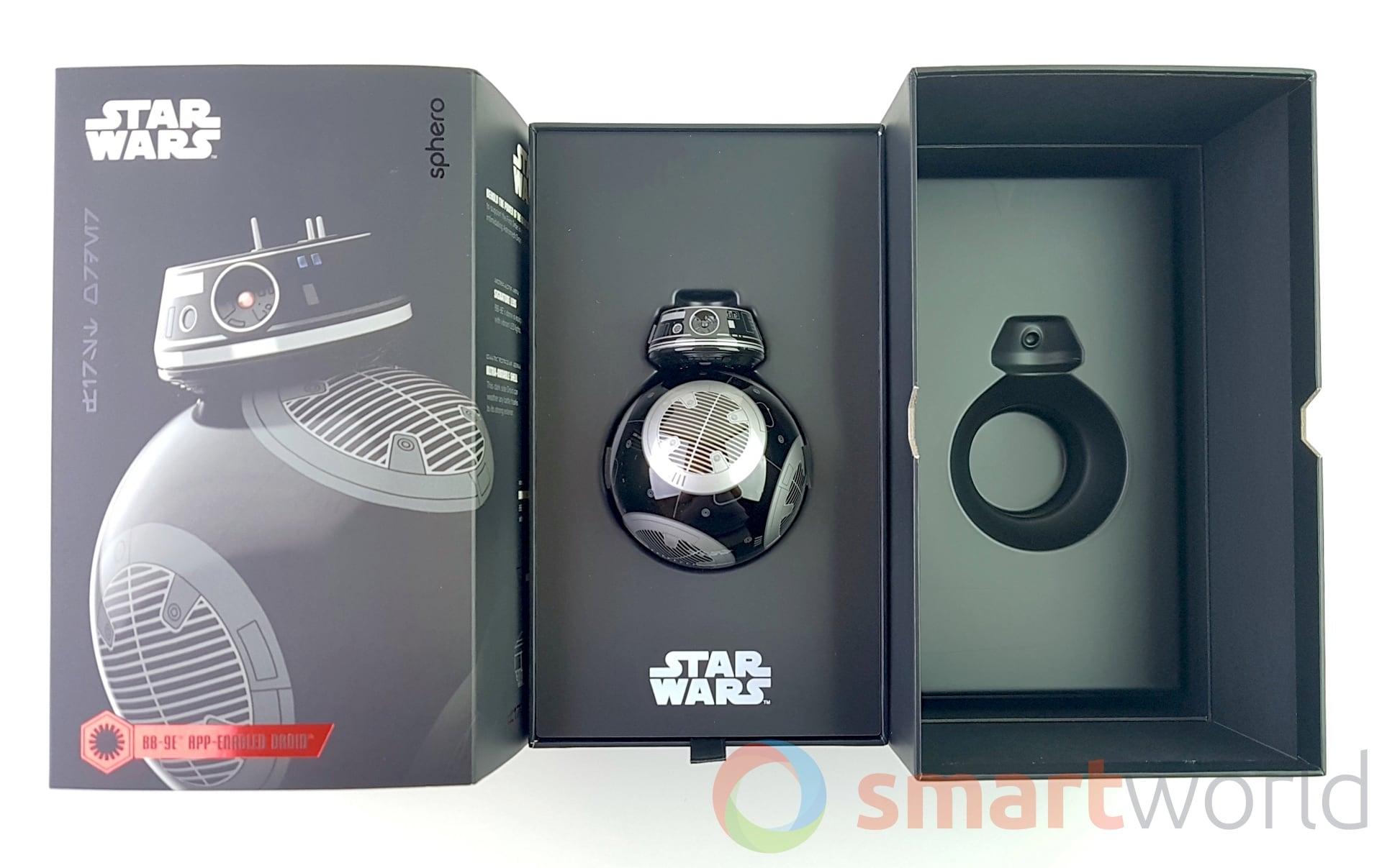 Recensione Sphero BB-9E Star Wars – 1