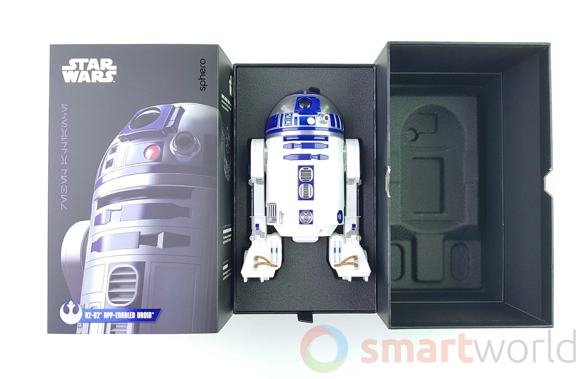 Recensione Sphero R2-D2 – Confezione – 1