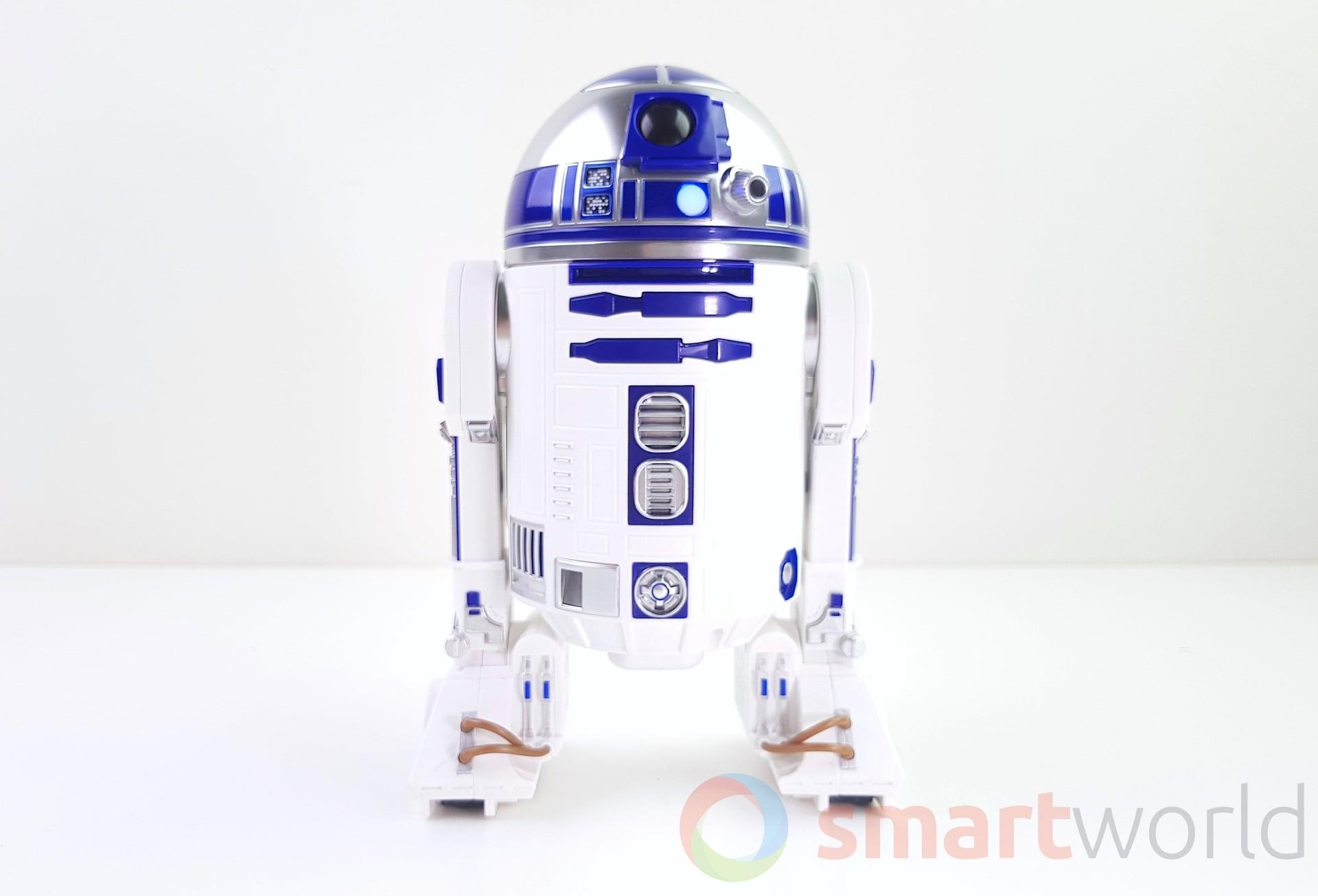 Recensione Star Wars Sphero R2-D2 – 1