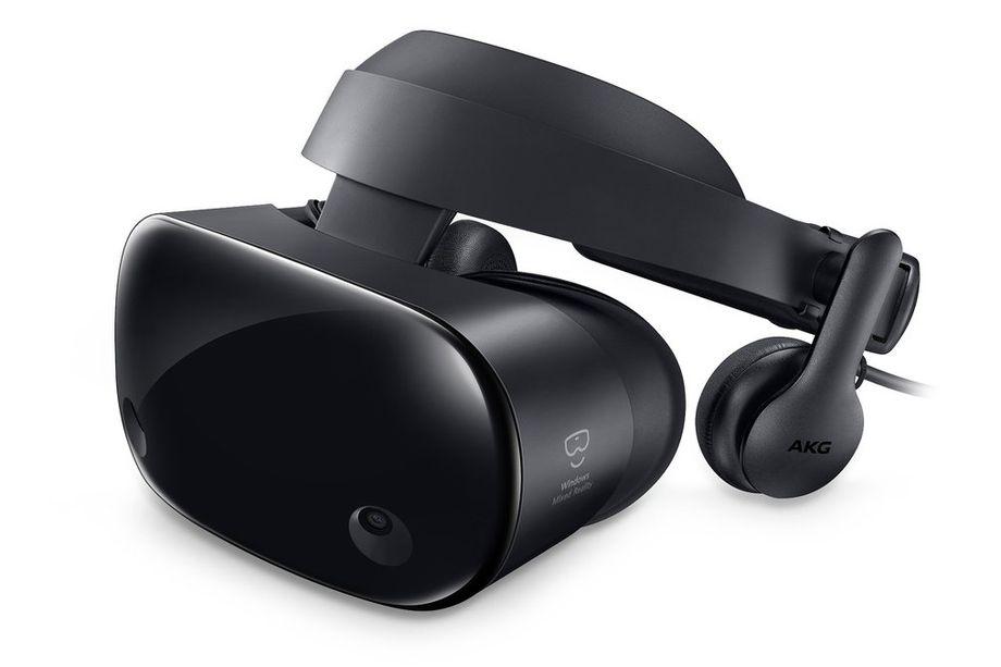 Samsung al lavoro su un nuovo visore per Windows Mixed Reality (foto)