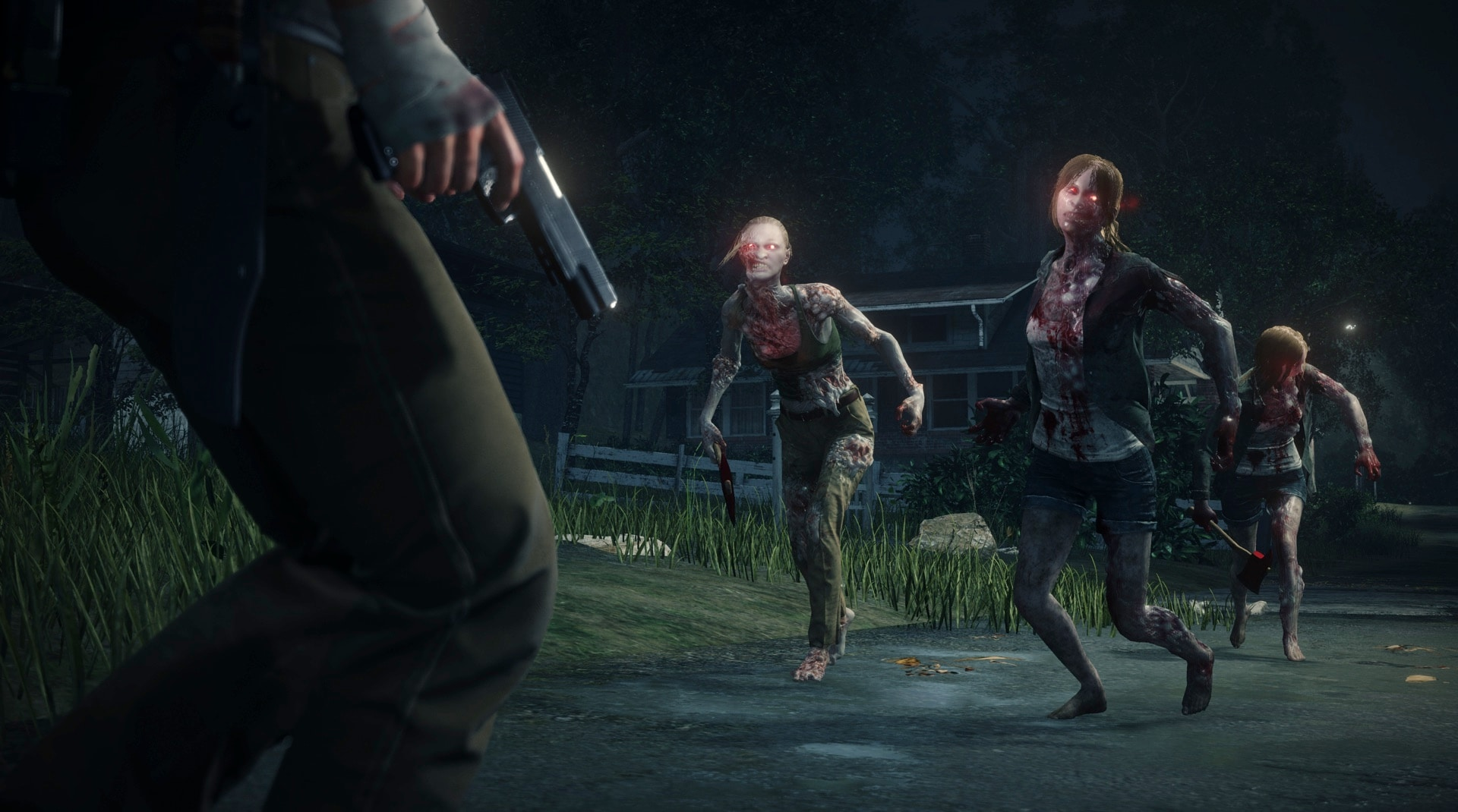 The Evil Within 2 Screenshot – 1
