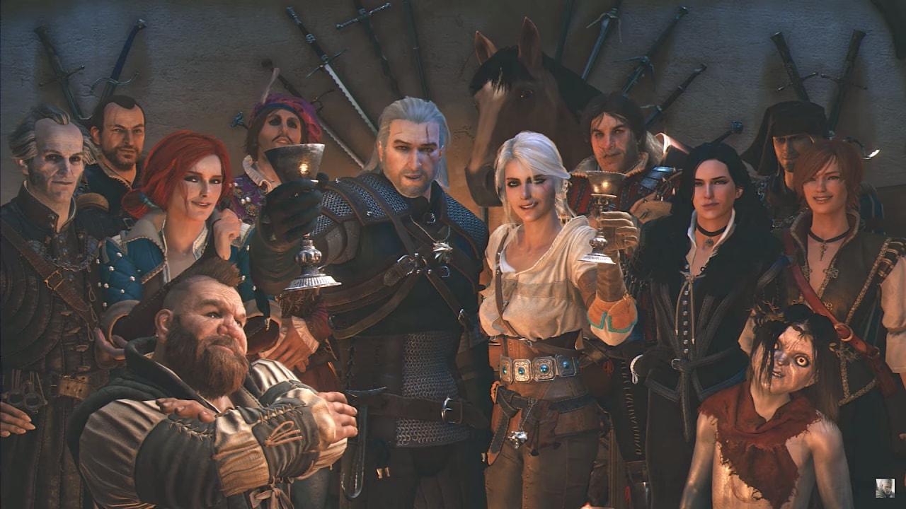 The Witcher festeggia 10 anni, e lo fa con un video che vi farà commuovere