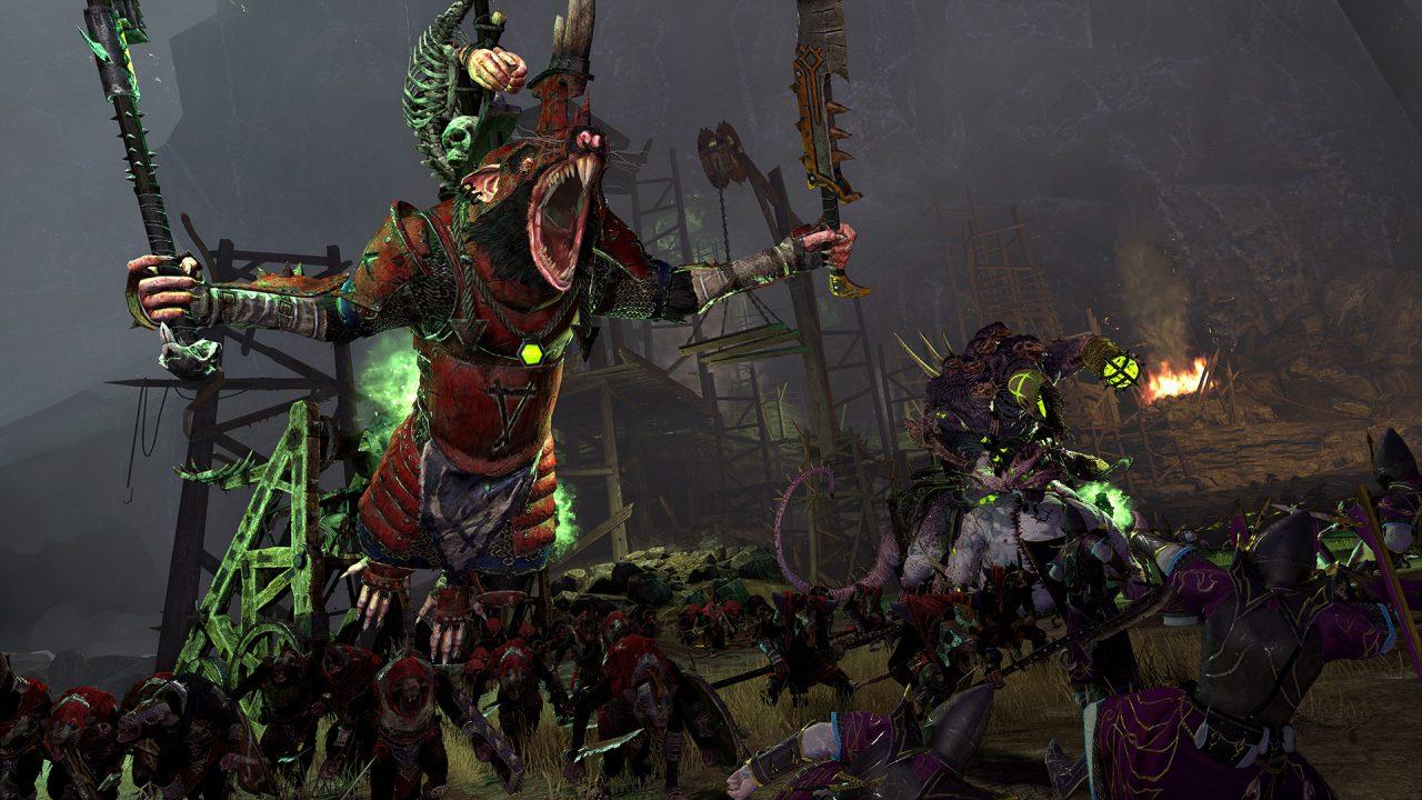 Total War: WARHAMMER II disponibile da oggi per PC Windows: ecco il trailer di lancio a 360°
