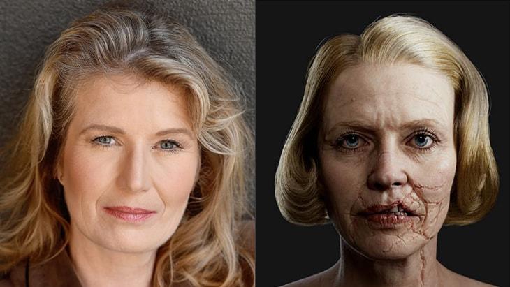 Wolfenstein II Frau Engel – 1