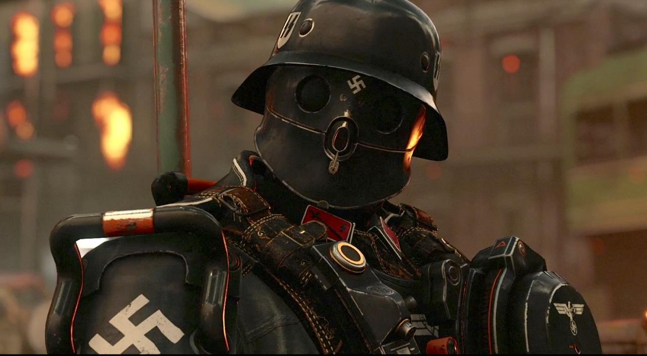 """""""Mai più Nazisti"""", ovvero i buoni propositi del nuovo gameplay trailer di Wolfenstein II!"""