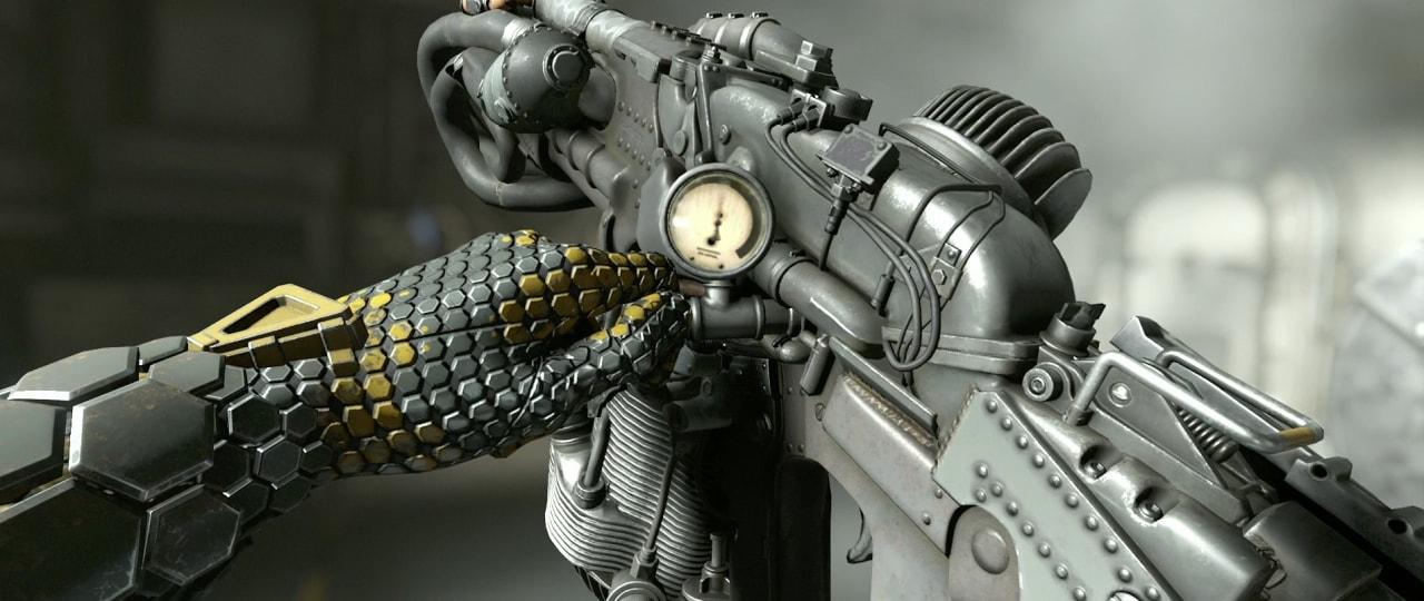 Wolfenstein II: The New Colossus, guida alle vere protagoniste del gioco: le armi!