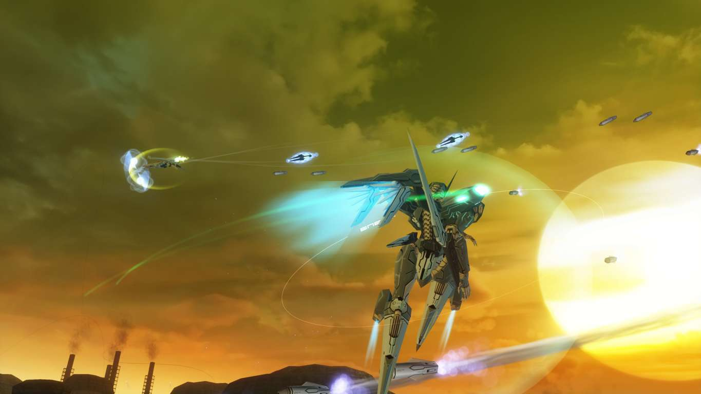 Zone of the Enders (4)