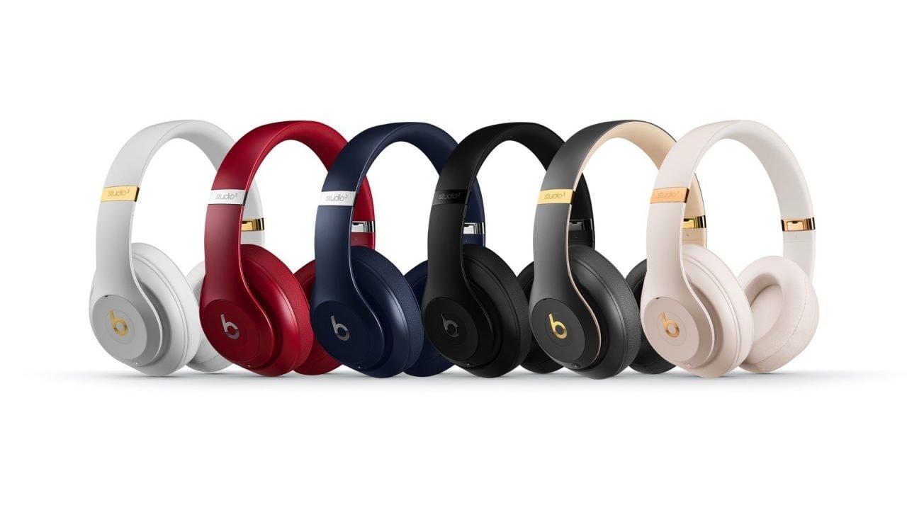 Beats lancia le nuove cuffie Studio3 Wireless  design e massima fedeltà  sonora a 349€  81b2d46c98cb