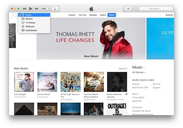 Apple rilascia iTunes 12.7 per macOS e Windows, eliminando del tutto la sezione App Store (foto)