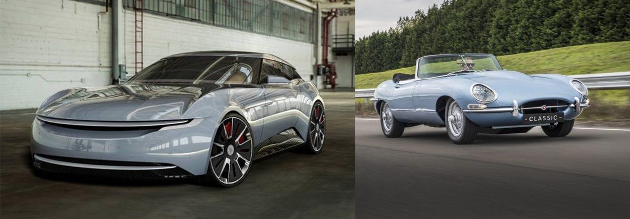 Passato e futuro in queste due nuove e bellissime auto elettriche (foto)
