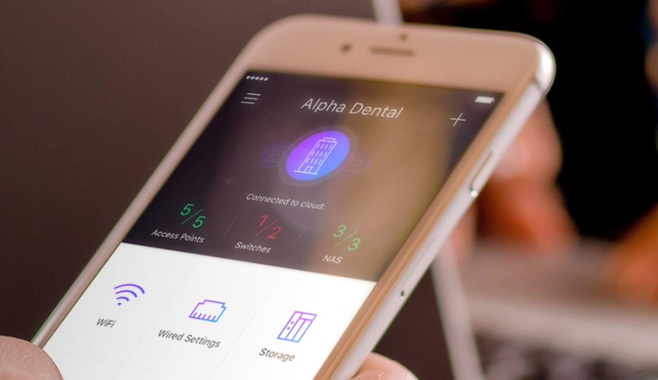 Netgear Insight: la gestione della rete aziendale si fa con questa nuova app per smartphone (foto)
