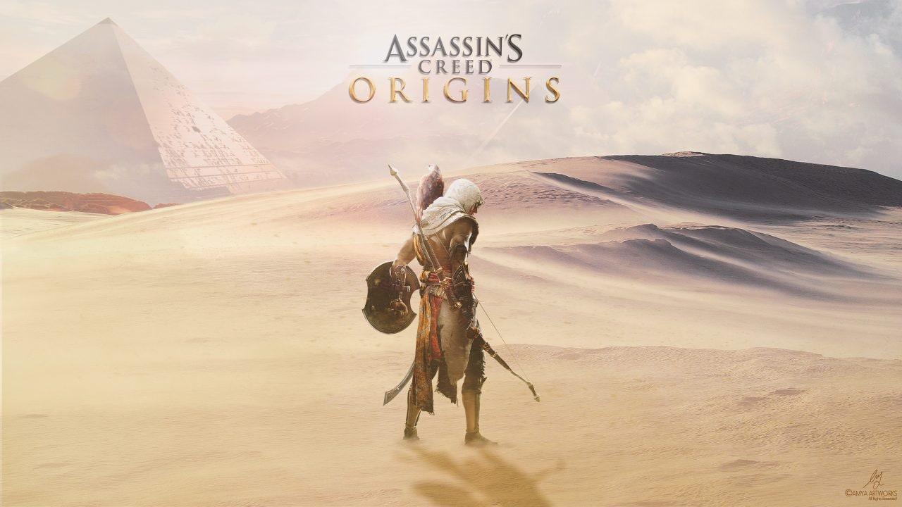 Cancellate gli appuntamenti per il weekend: si gioca gratis a Assassin's Creed Origins