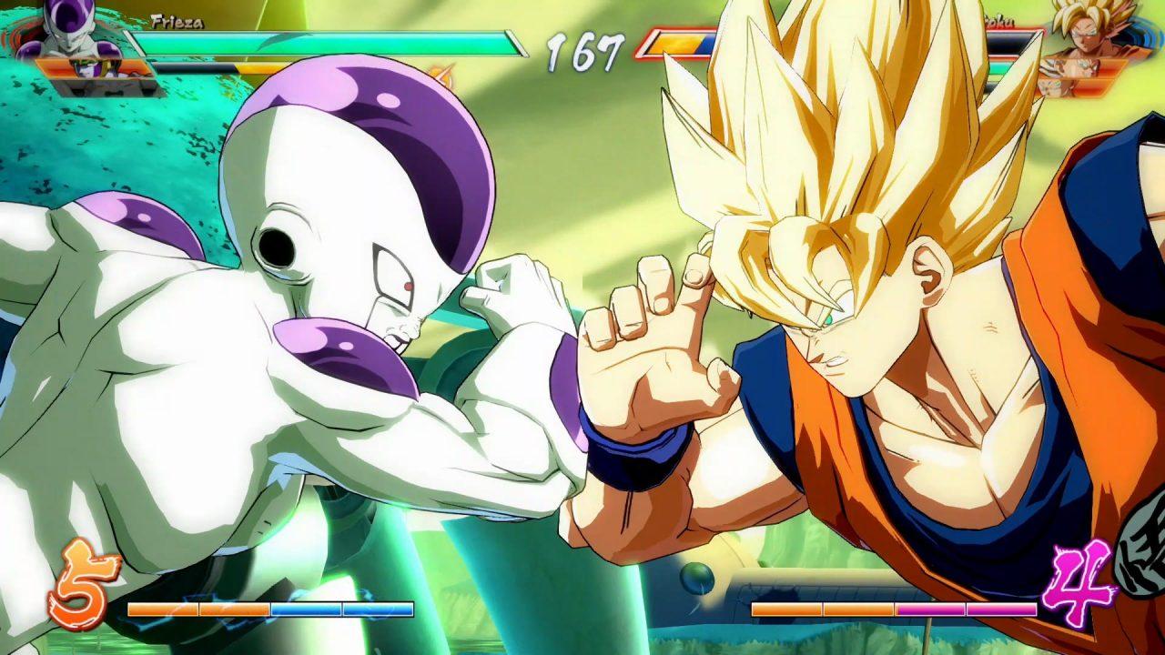 Frieza vs. Goku Super Saiyan: un grande classico!