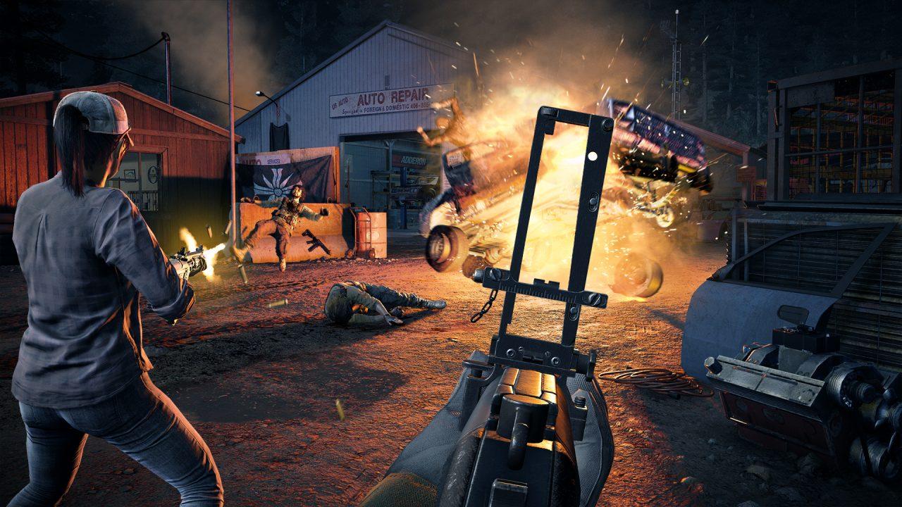 """Far Cry 5 sarà ancora più divertente in modalità """"Amici Mercenari"""": ecco i nuovi dettagli sul co-op"""