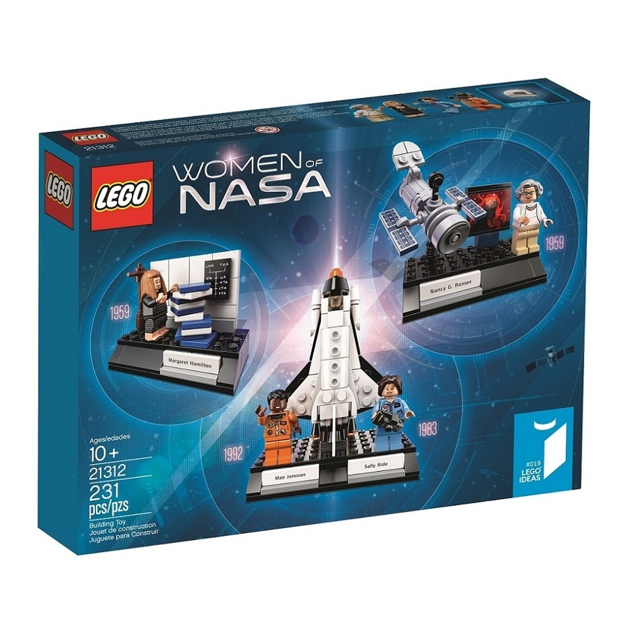 LEGO Ideas 21312 Women of NASA – 1