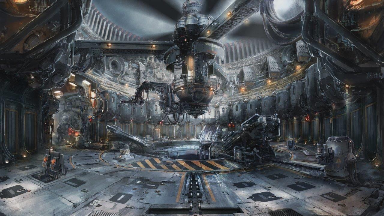 """Fortaleza voladora """"Ausmerzer Odin"""""""