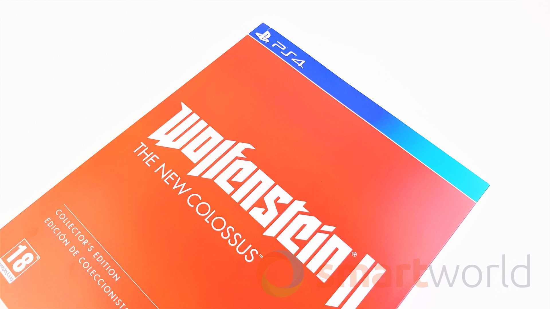 Wolfenstein II Collector's Edition Unboxing (14)