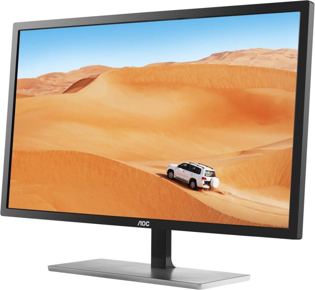 """AOC presenta Q3279VWF: monitor da 31,5"""" QHD anche per il gaming, ad un prezzo accessibile (foto)"""