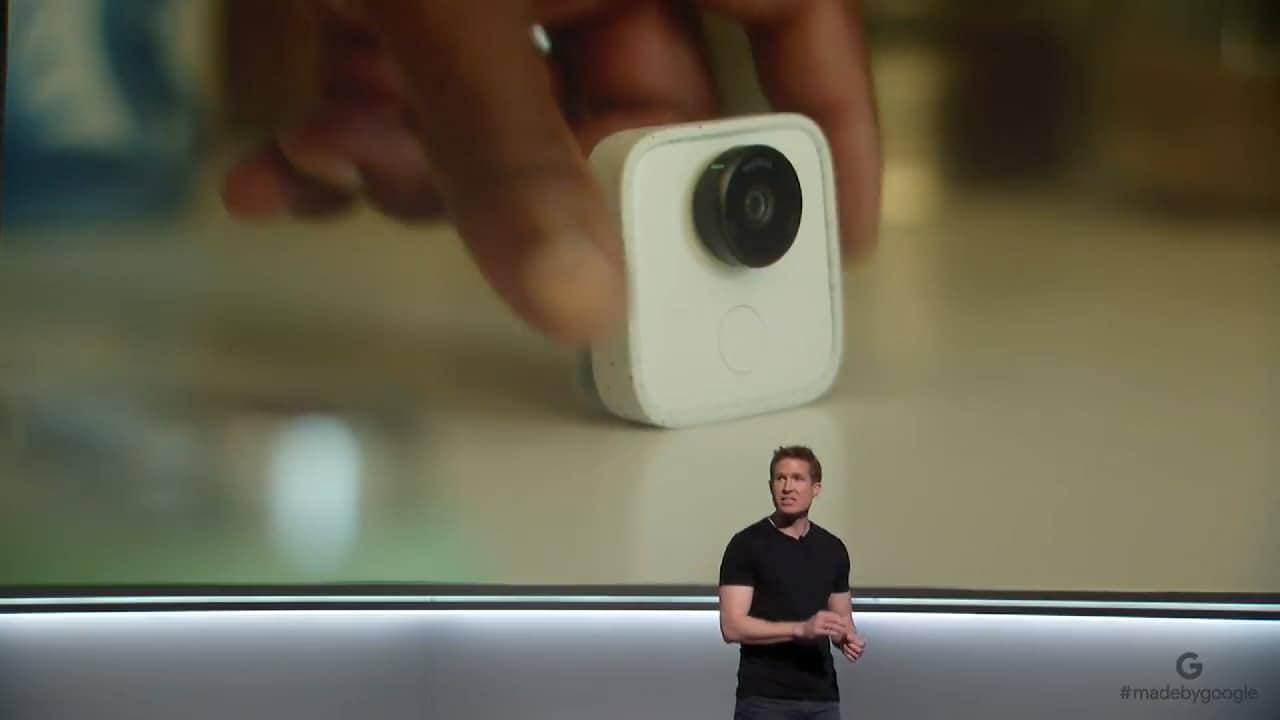 Google Clips: un'intelligenza artificiale offline diventa il vostro fotografo personale (foto e video)