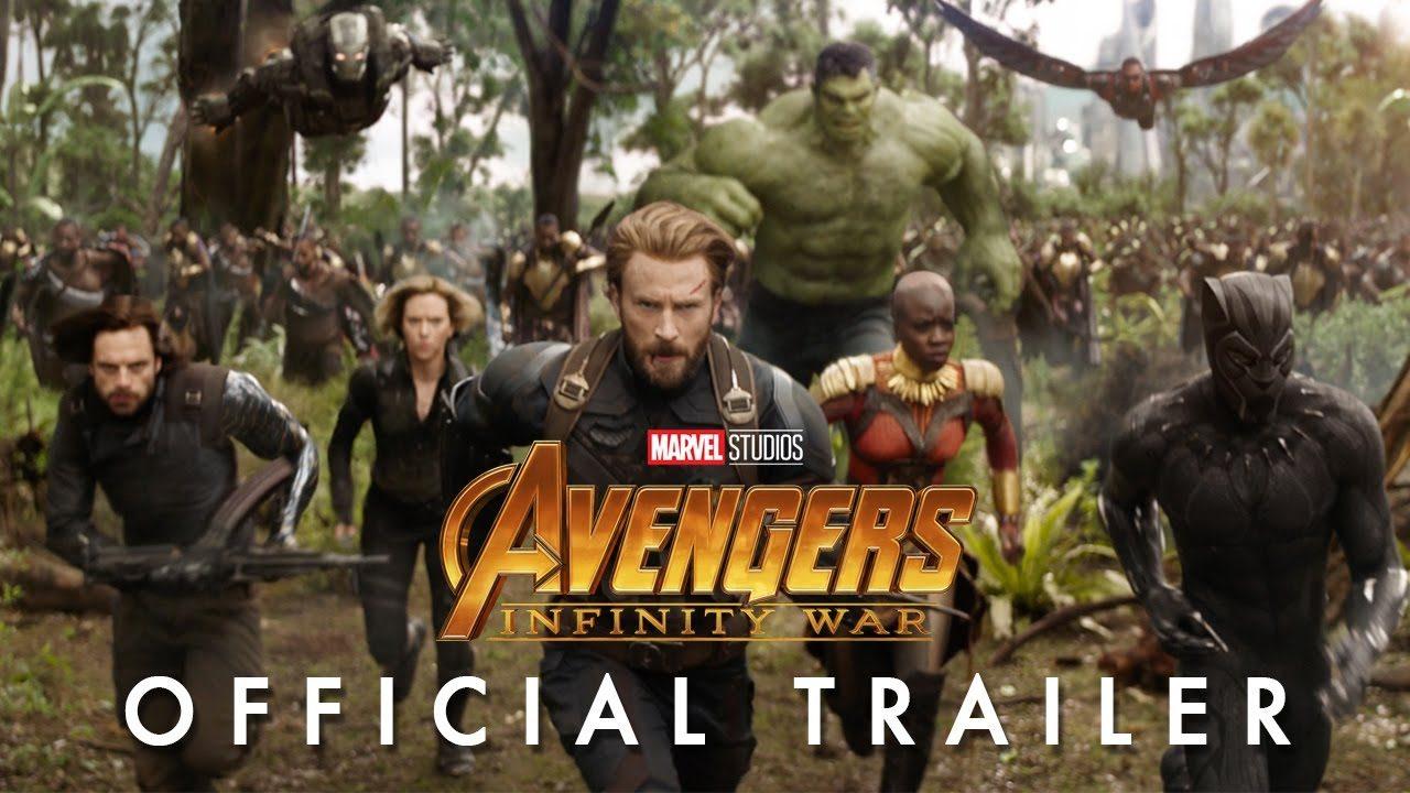 Avengers: Infinity War, il primo trailer è online, ed è spettacolare!