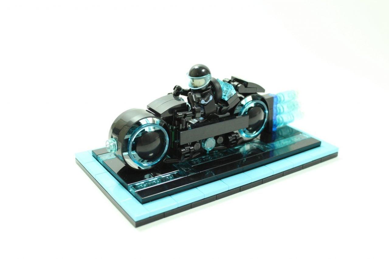 Il prossimo set LEGO Ideas? La moto di Tron: Legacy! (foto)