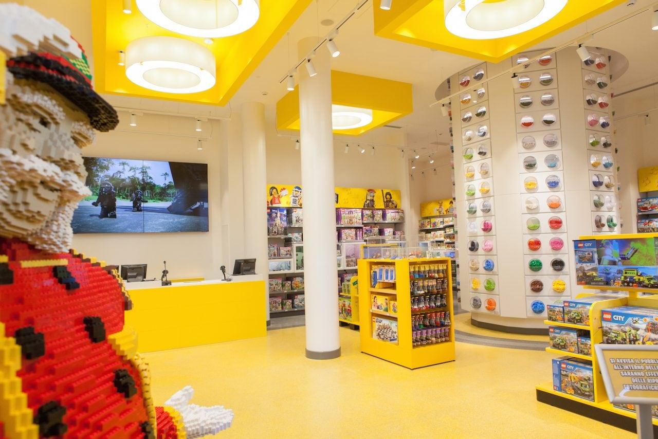 Sta per aprire il primo LEGO store ufficiale in Abruzzo! Appuntamento il 15 marzo a Chieti