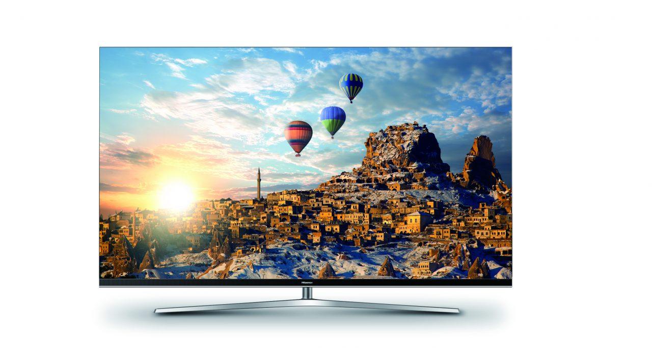 """Le nuove TV Hisense da 55"""" e 65"""" con HDR Supreme arrivano in Italia (foto)"""