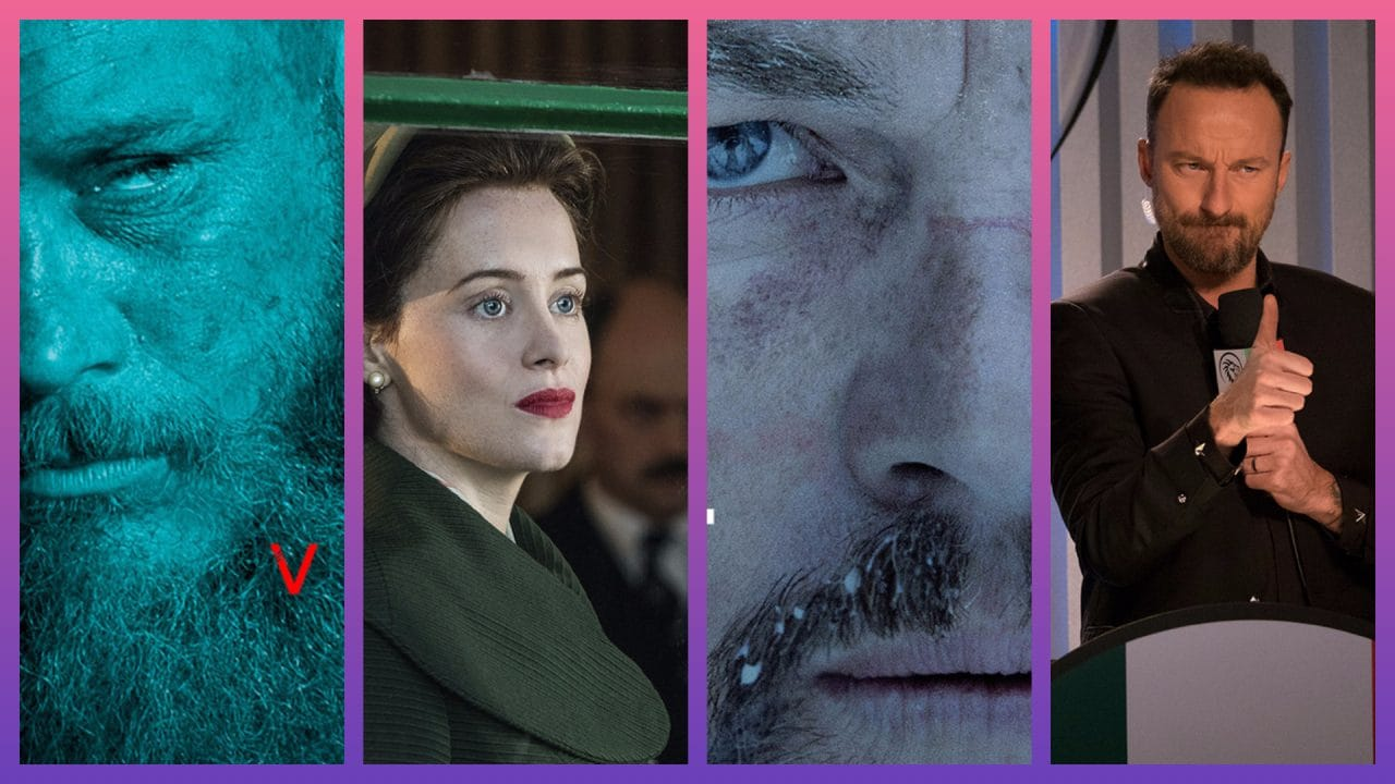 Le migliori novità di Netflix in arrivo a dicembre: Bright, Dark, Vikings, The Revenant