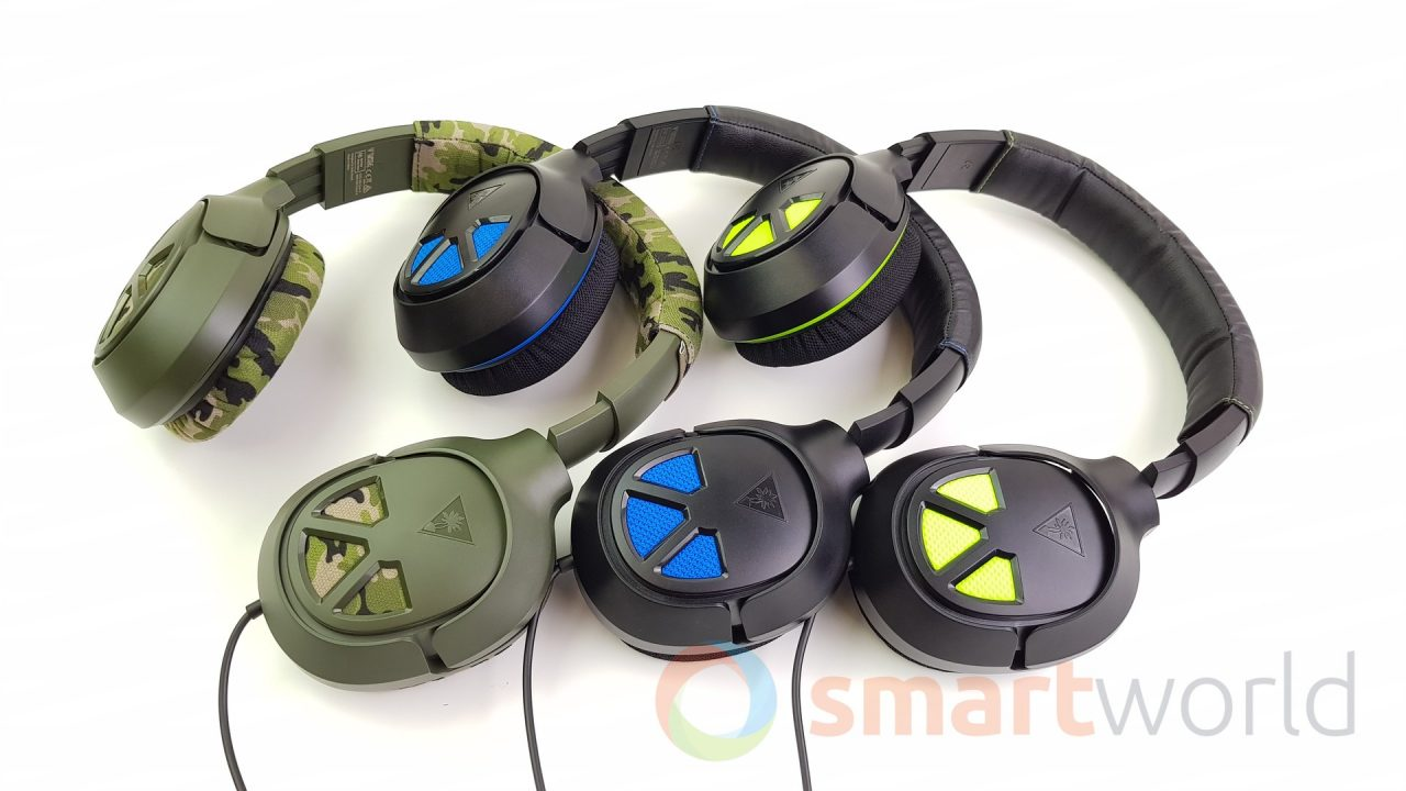Turtle Beach Recon Camo, Recon 150 e XO Three