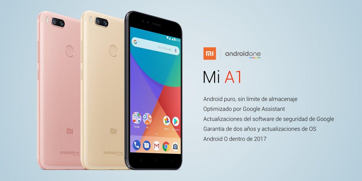 Xiaomi-Spain-Mi-A1