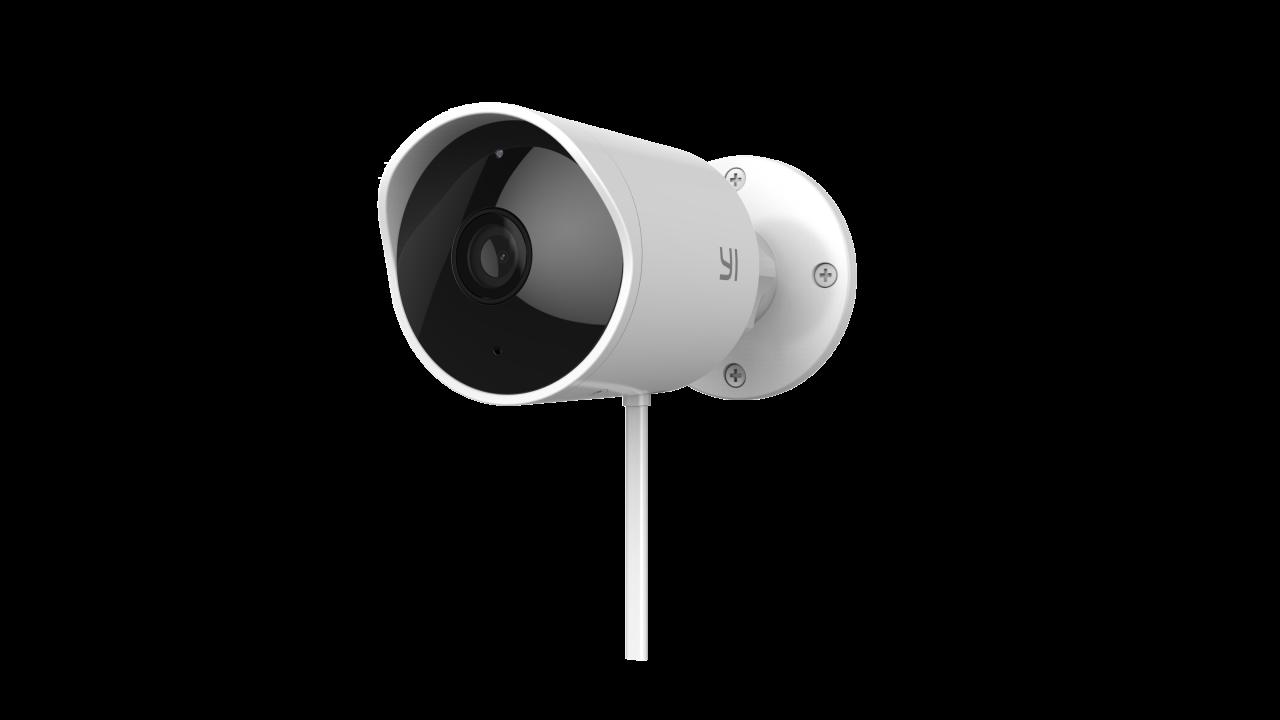 yi outdoor camera caratteristiche tecniche uscita