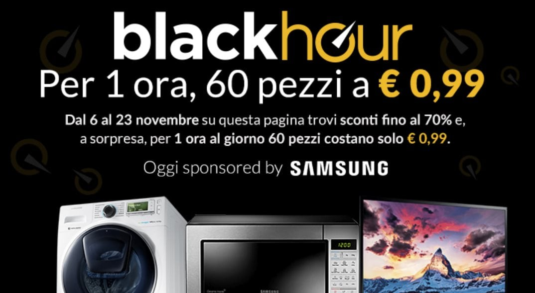 Black friday eprice black hour smartworld for Eprice black hour truffa