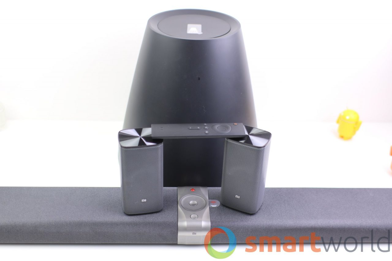 Xiaomi Home Theatre  (Mi TV)