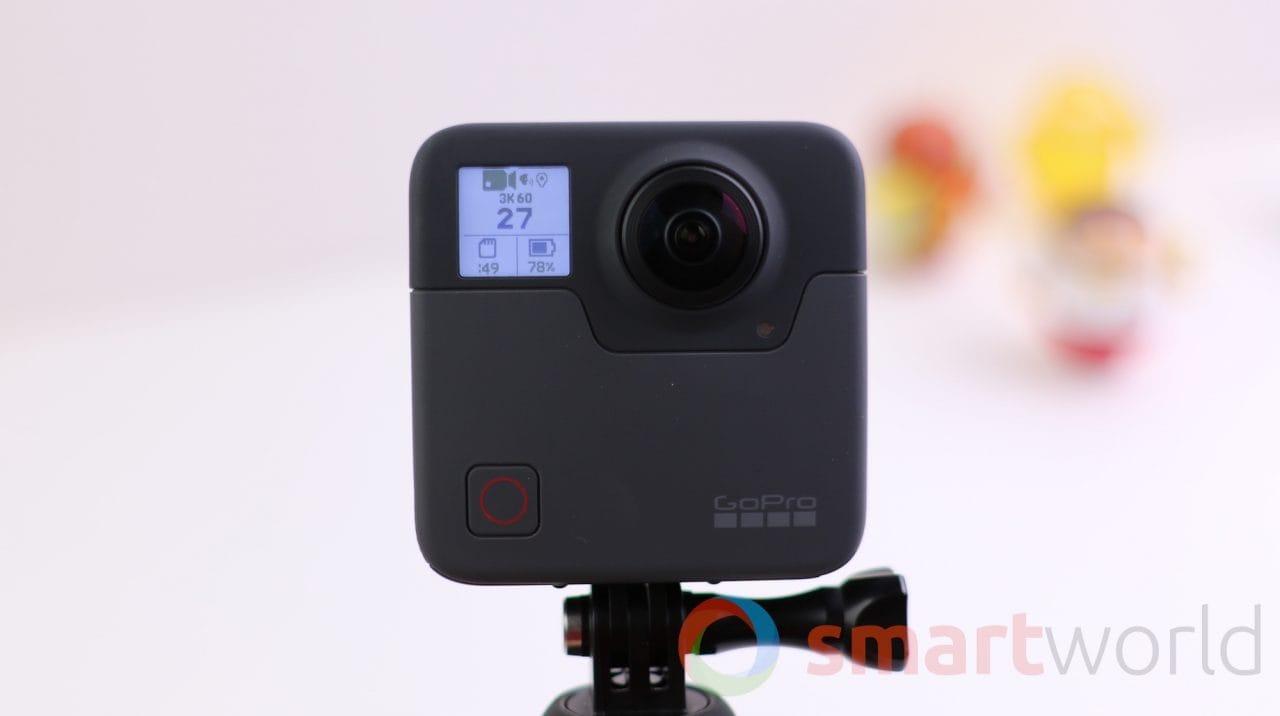 GoPro Fusion: la cam a 360° in pre-ordine su Amazon