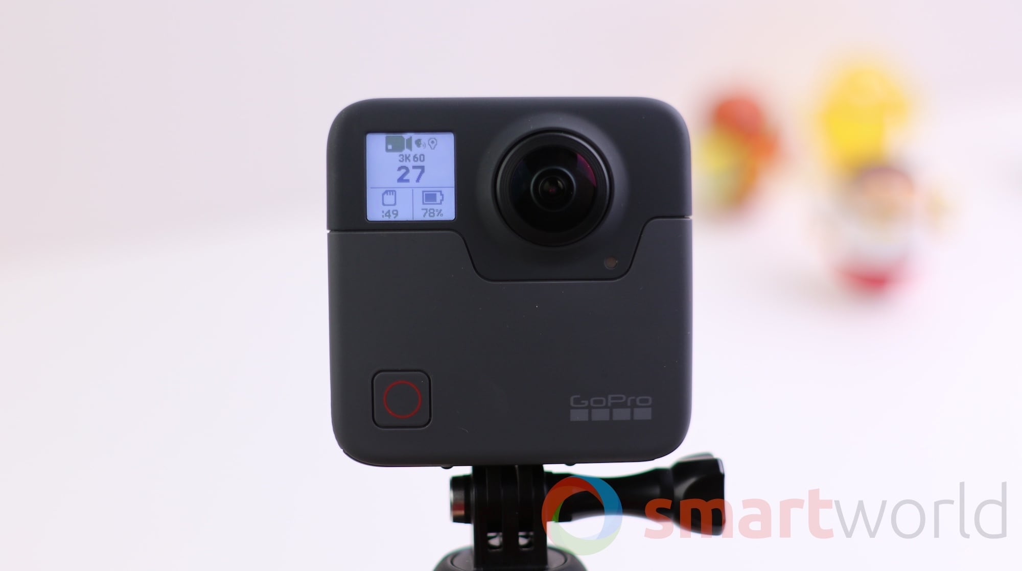 Su Amazon in offerta: Galaxy S9, power bank wireless, Hero Session, cuffie gaming - image GoPro-Fusion-7 on http://www.zxbyte.com