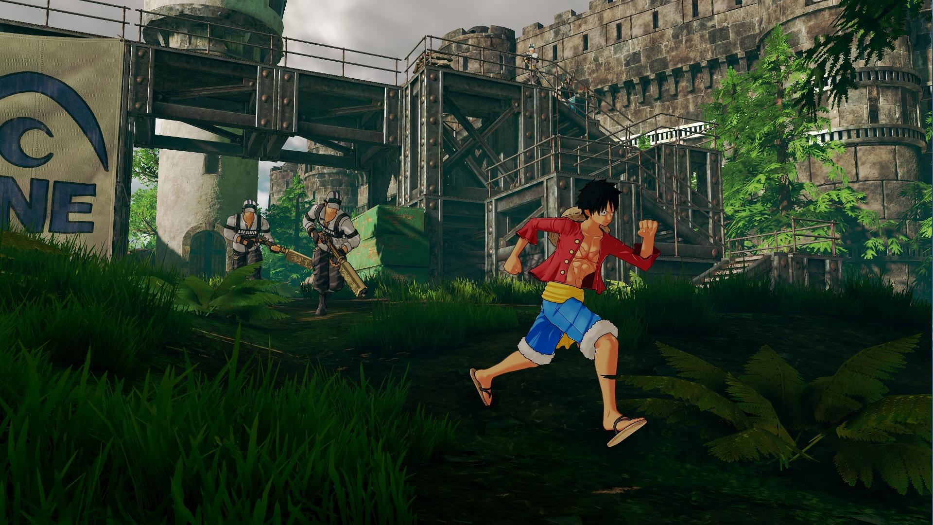 One Piece World Seeker Nuovi Screenshot (3)
