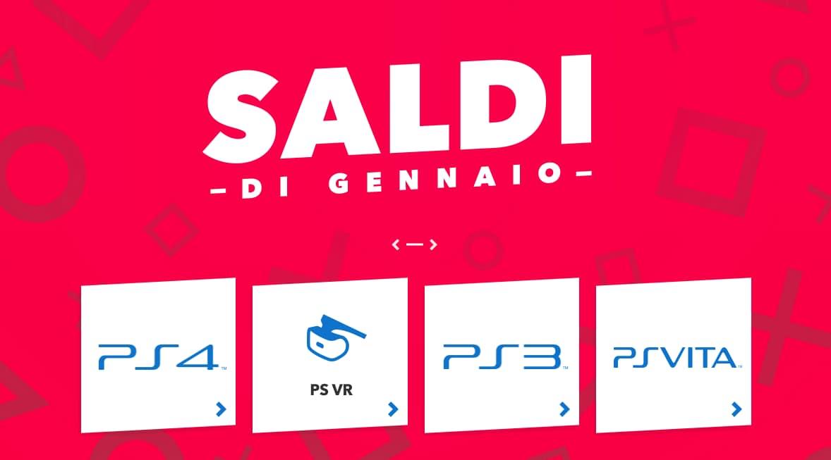 Sul PlayStation Store ci sono più di 500 giochi in sconto: ecco i Saldi di Gennaio!