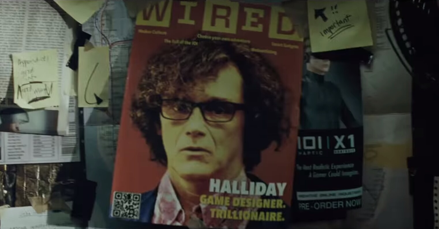 Ready Player One Easter Egg