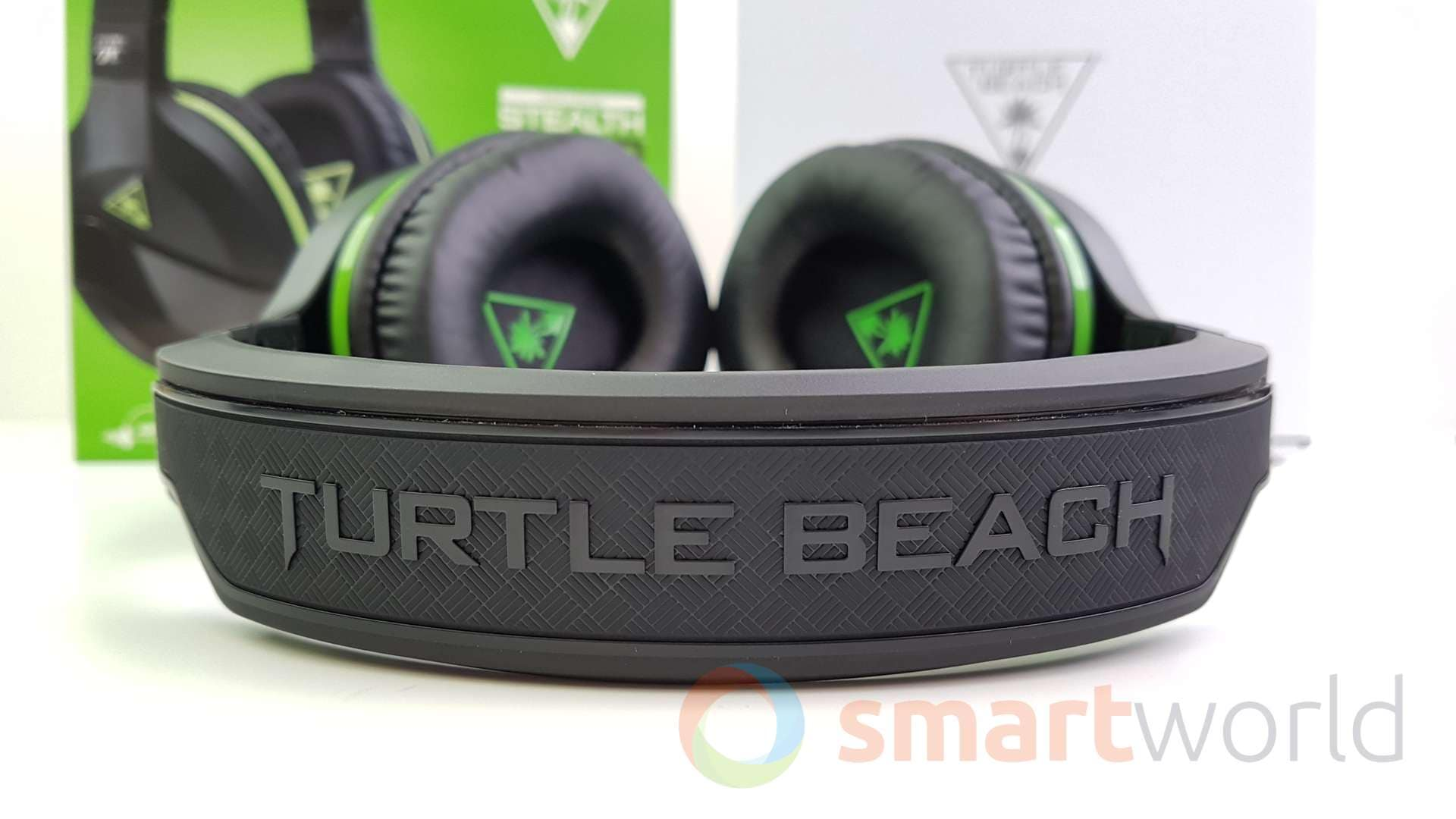 recensione turtle beach stealth 600 stealth 700 smartworld. Black Bedroom Furniture Sets. Home Design Ideas