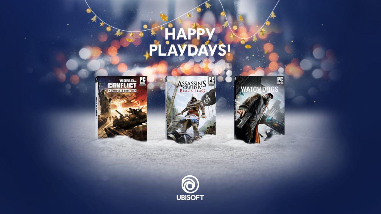 Ubisoft regala World in Conflict, Assassin's Creed IV Black Flag e Watch Dogs agli utenti PC