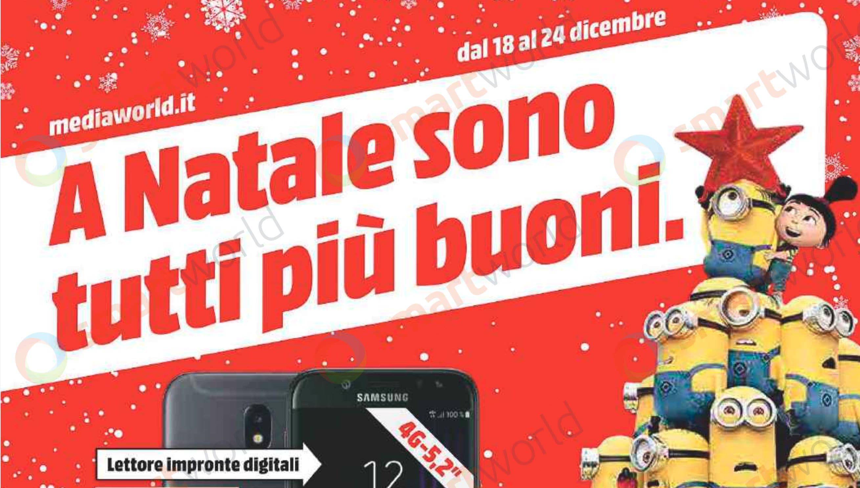 Volantino MediaWorld Natale 2017 (1)_smartworld