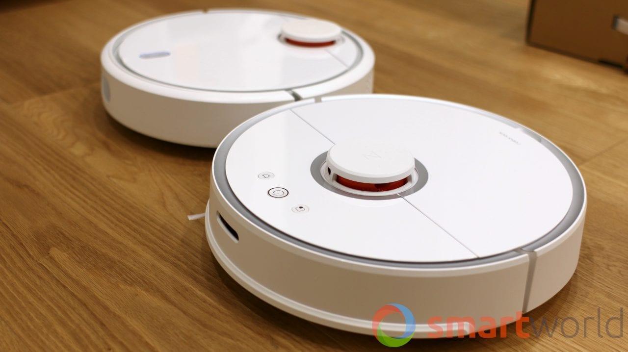 Bellissimo aggiornamento per Xiaomi Mi Robot Vacuum 2: cambia grafica e riconosce le stanze (più o meno)!