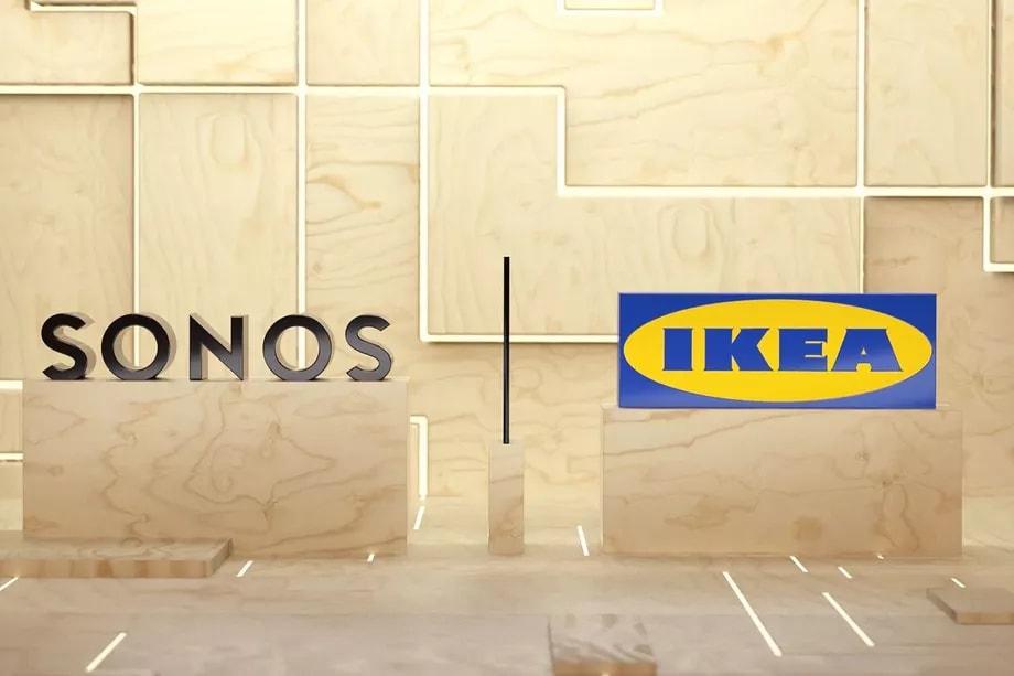 """IKEA e Sonos annunciano l'arrivo di una collaborazione che porterà """"musica e suoni"""" in tutta la casa"""