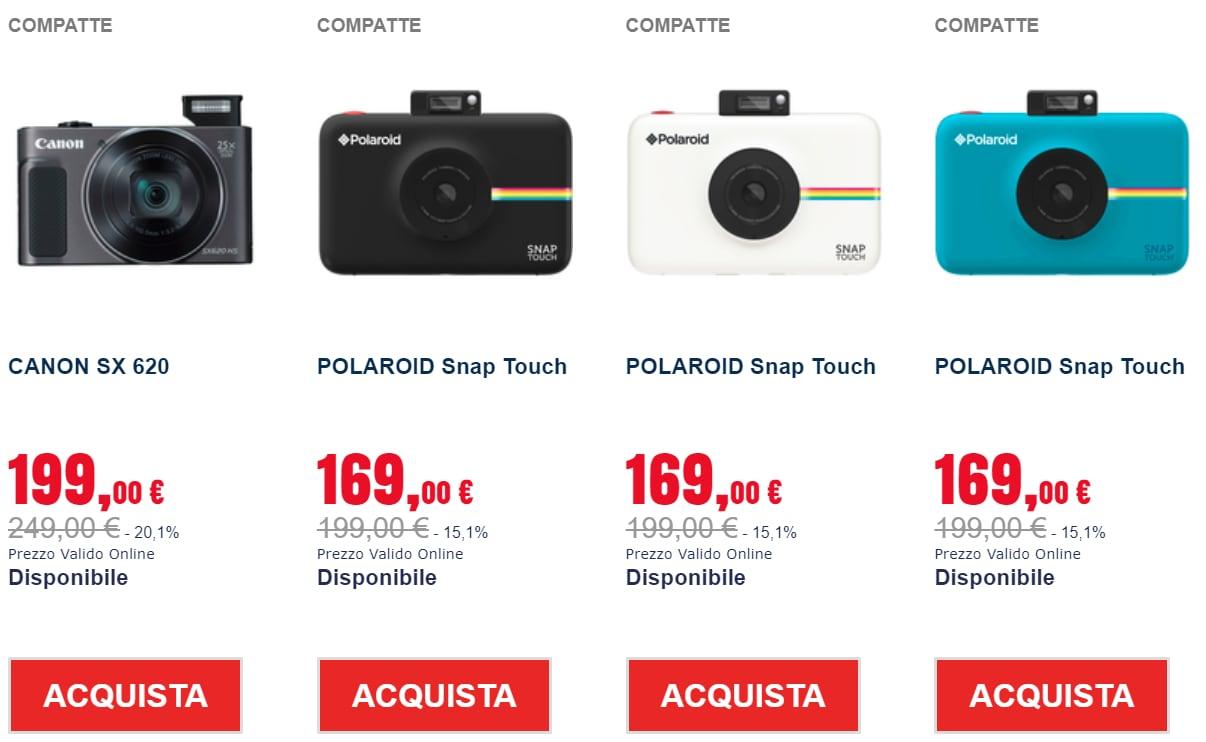 offerte trony online natale 2017_fotocamere (1)